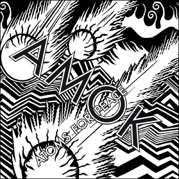 Atoms For Peace New Album 『Amok/アモック』