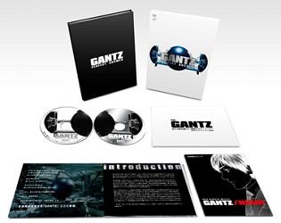 GANTZ PERFECT ANSWER DVD&Blu-ray